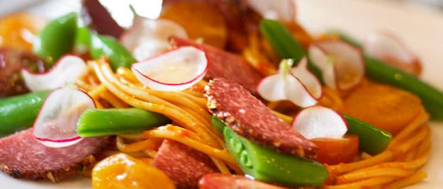 salamispagetti