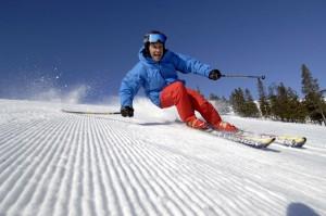 Åka skidor i Idre Fjäll