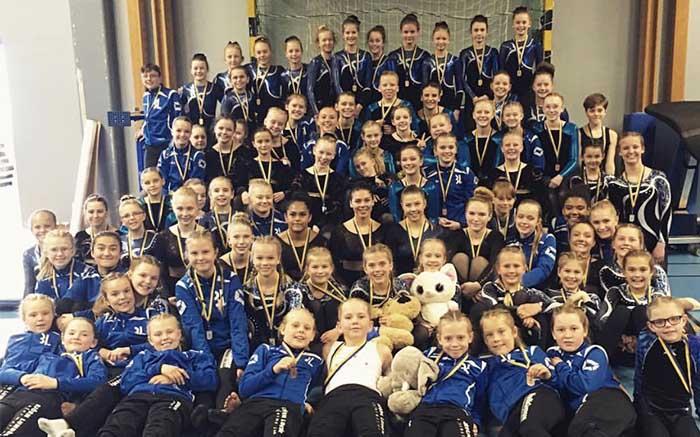 Tjäna pengar som Hudiksvalls Gymnastikförening