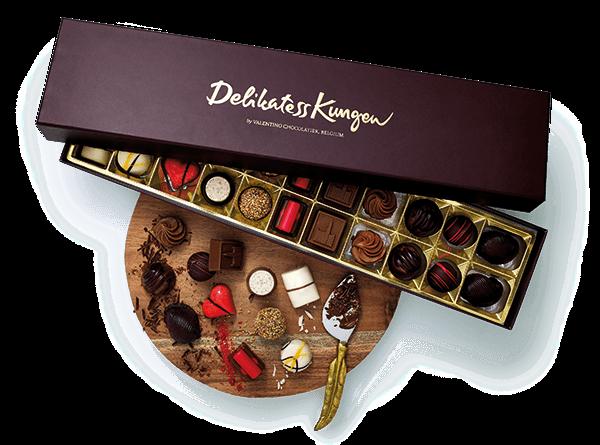 belgiska chokladpraliner