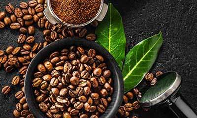 Sälja kaffe