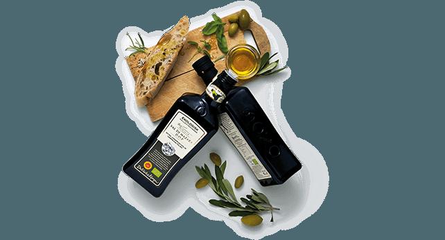 Erbjudande olivolja